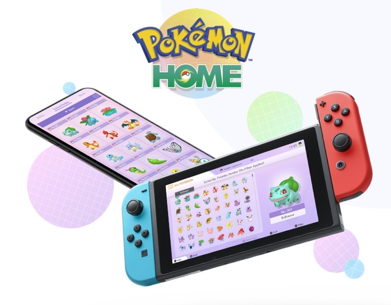 Pokemon home ios
