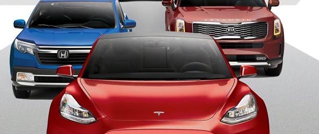 Tesla CR 2020s