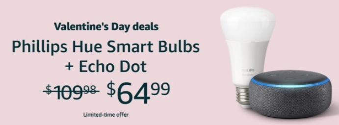 Valentine s day deals