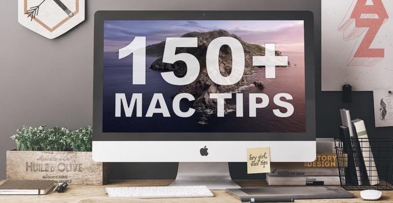 150 mac tips snazzylabs