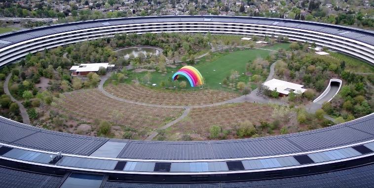 Apple park covid 19