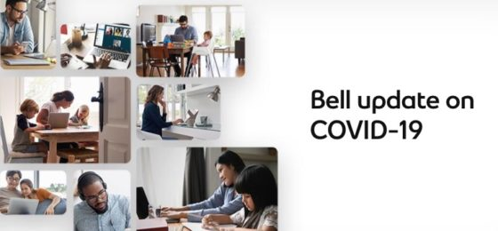 Bell Donates 1.5 Million Masks to Healthcare Workers to Fight COVID-19