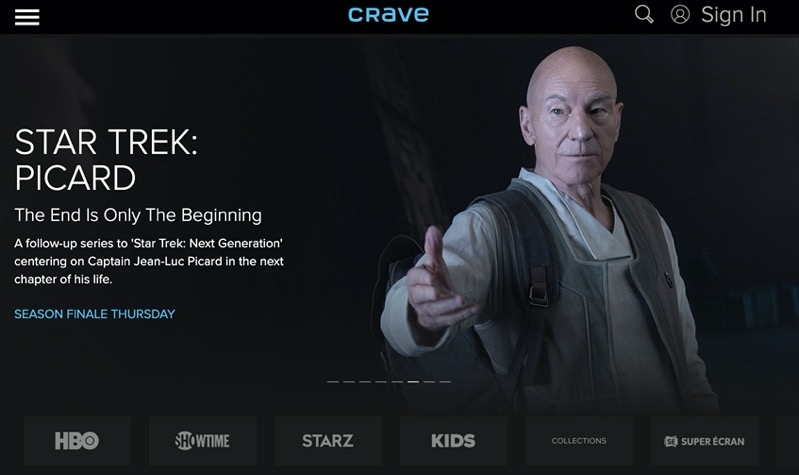 Crave free trial