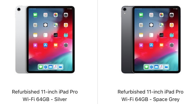 Ipad pro refurbished