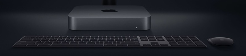 Mac mini black