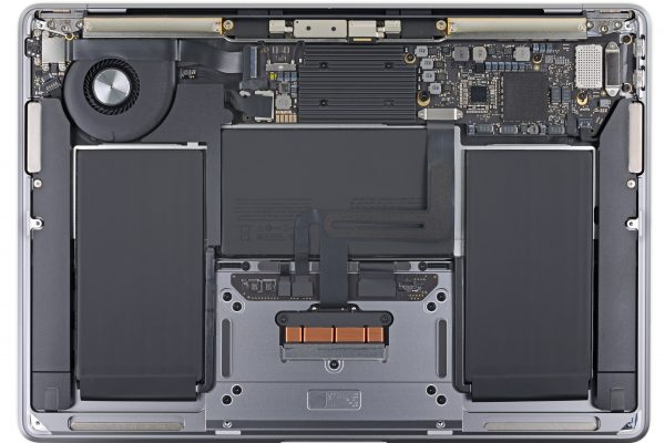 Macbook air 2020 ifixit 2
