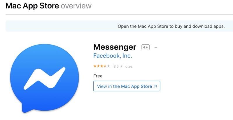 Messenger mac