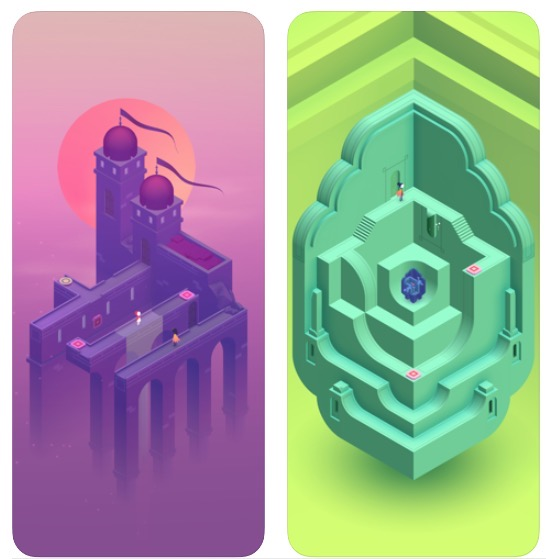 Monument valley 2 screenshot ios