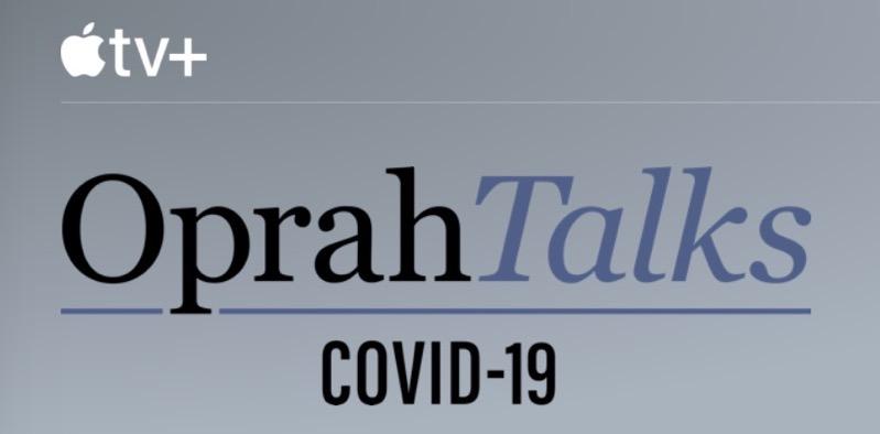 Oprah talks covid 19