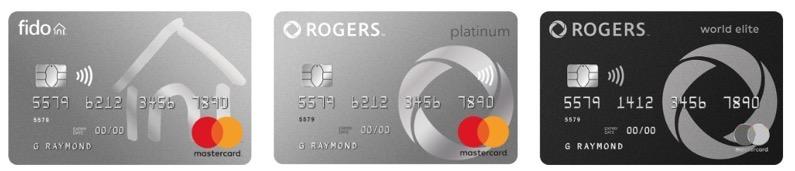Rogers bank mastercard