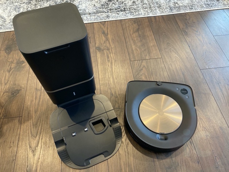 Roomba s9+ review 3693