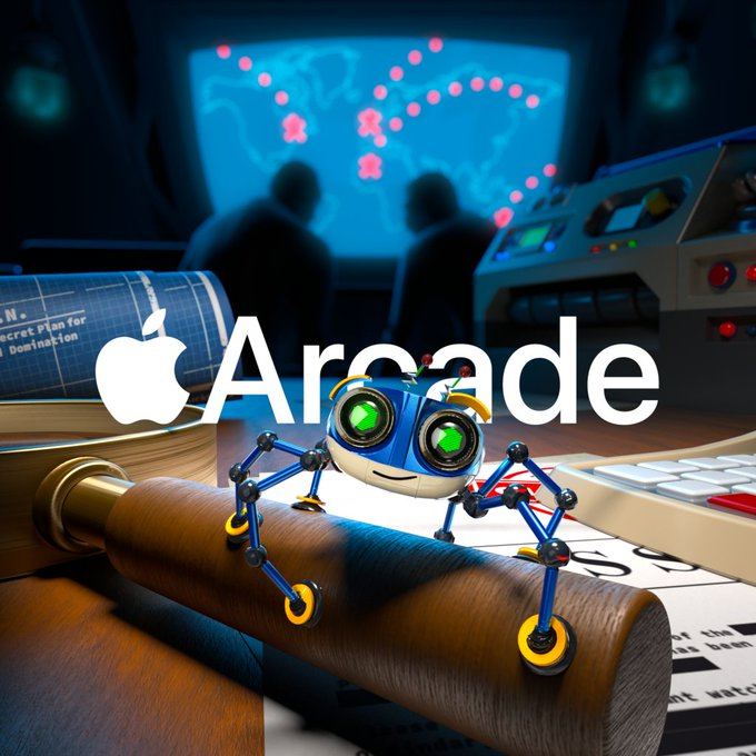 Apple Arcade Launches Spy Thriller Game 'Spyder' [VIDEO]