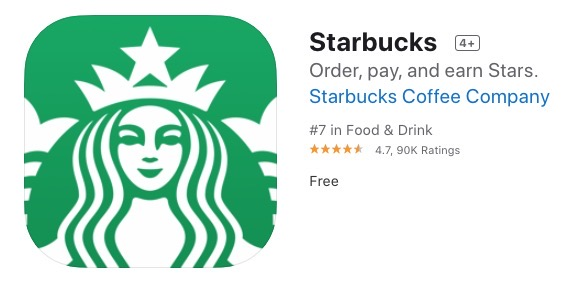 Starbucks itunes