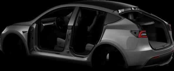 Tesla model y mobile app side