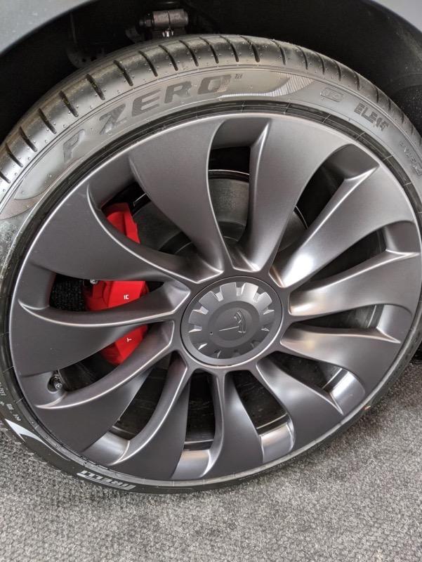 Uberturbine wheels