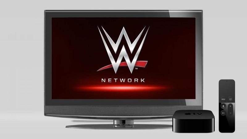 Wwe network apple tv