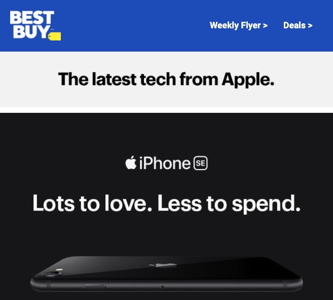Best buy iphone se