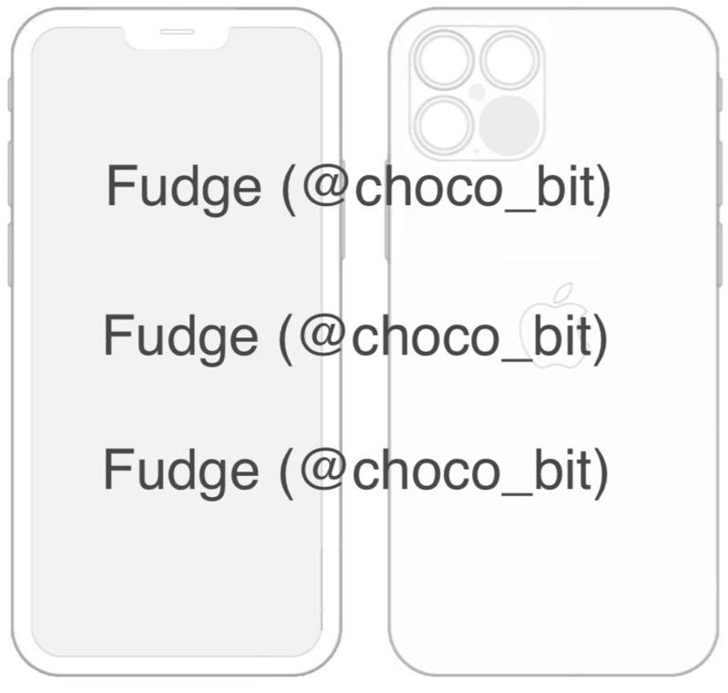 Iphone 12 choco bit