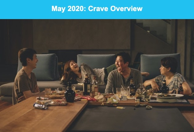 May 2020 crave