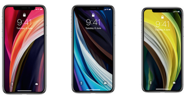 New iphone 2020 wallpapers