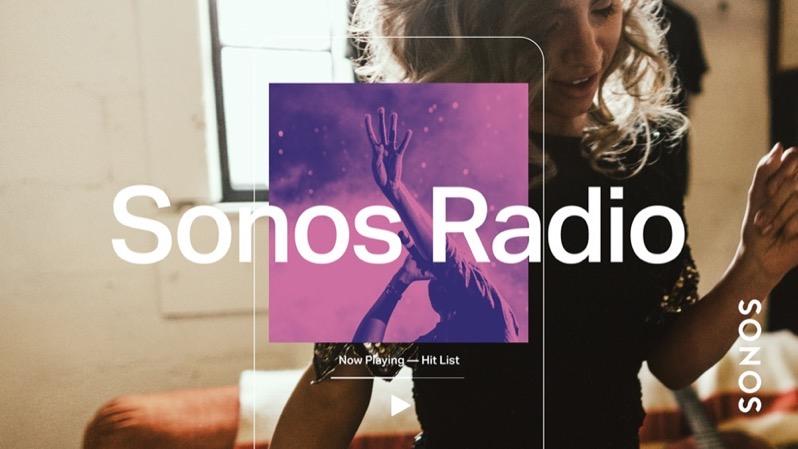 Sonos radio hit list