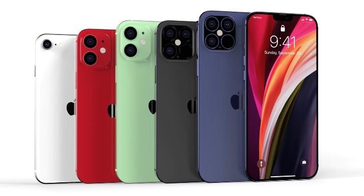 2020 iphone 12
