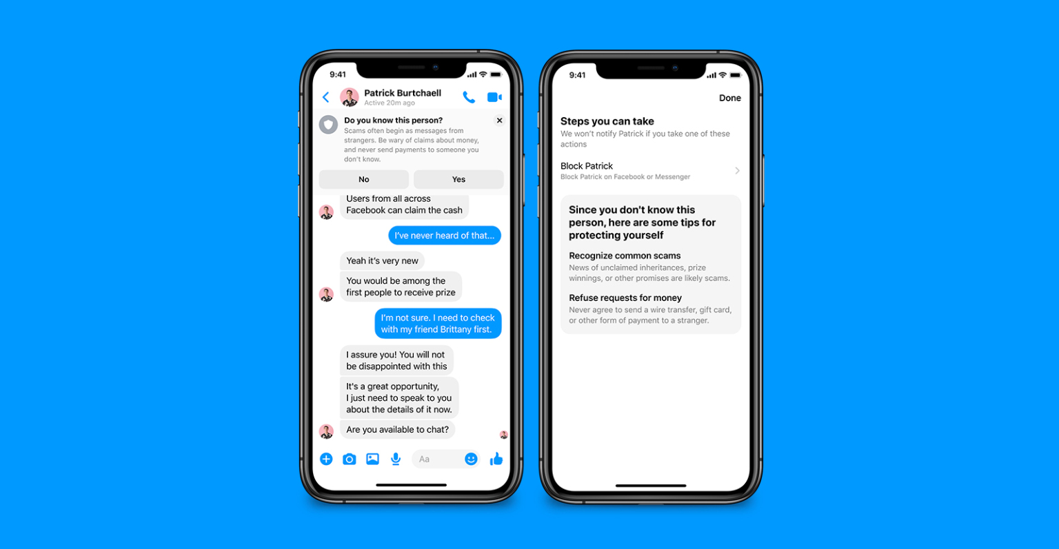 Facebook Unveils AI-Powered Messenger Feature to Help Users Spot ...