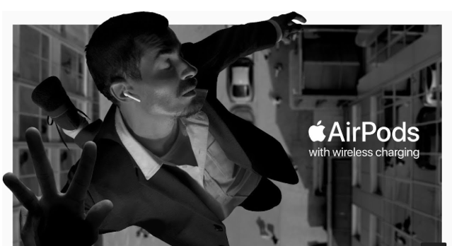 Airpods ad youtube