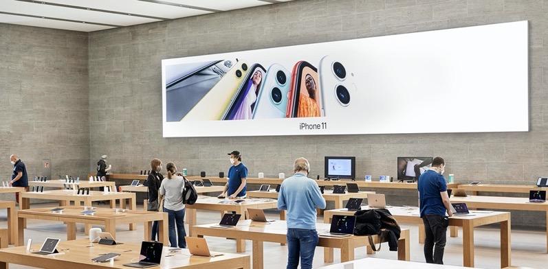Apple store covid 19