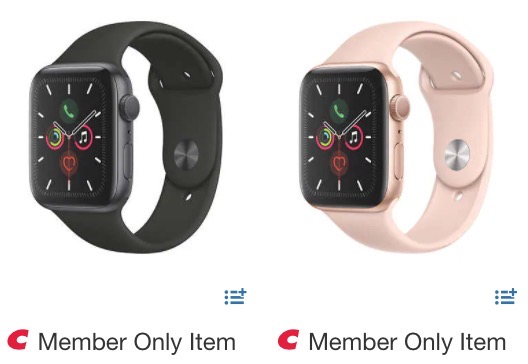 Apple watch series 5 costco
