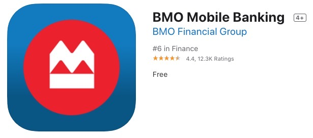 Bmo mobile banking update