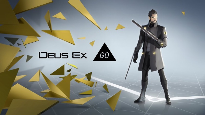 Square Enix's Deus Ex Go is Currently Free for iOS and Android