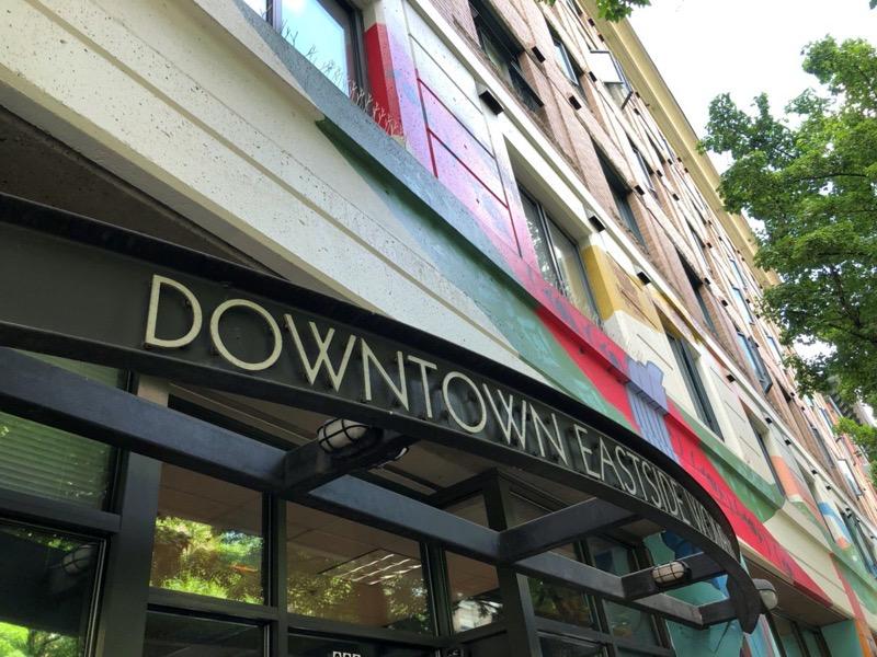 Downtown eastside
