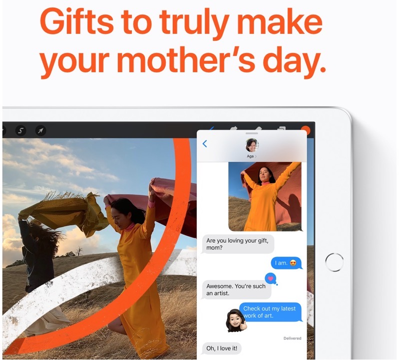 Mother s day apple 2020