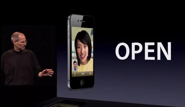 Watch Steve Jobs Promise FaceTime Would be an Open Industry Standard [VIDEO]