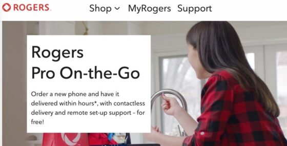 Rogers Pro On-the-Go Personalized Service Expands to Ottawa