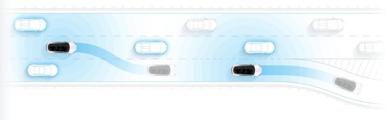 Tesla autopilott