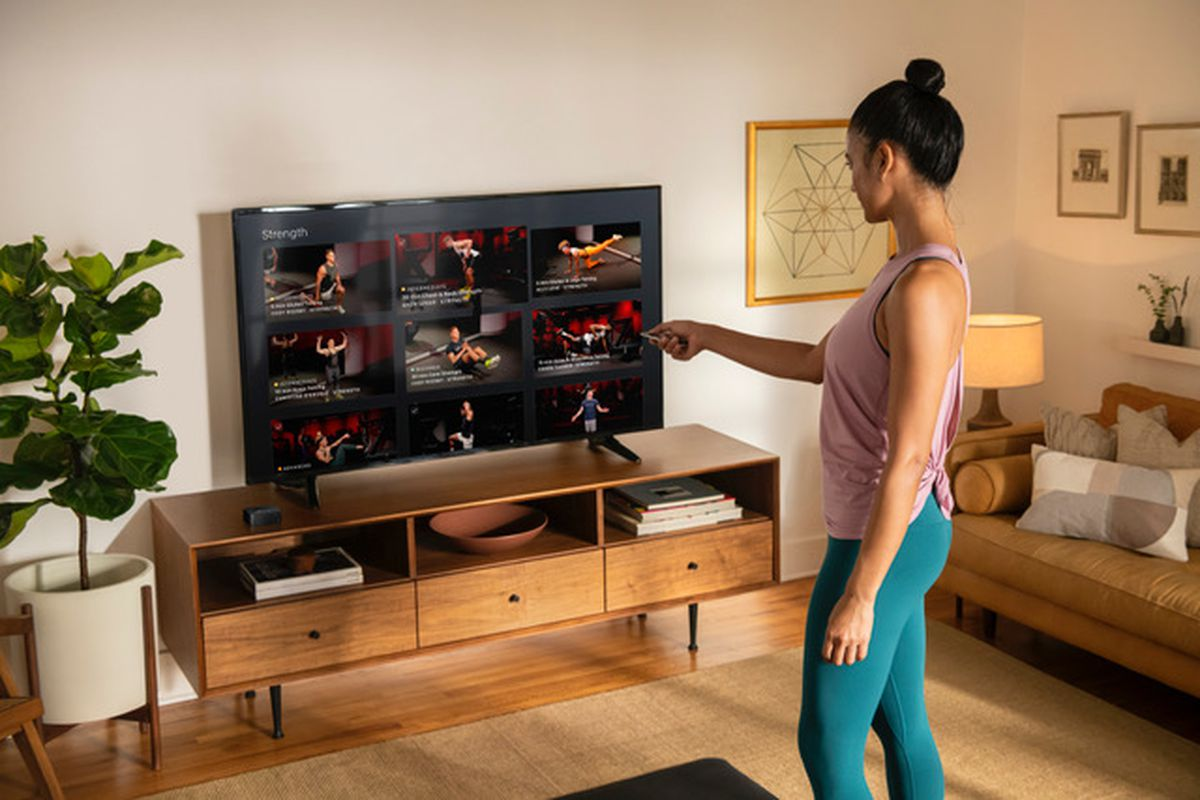 Peloton Apple TV App Now Available, Doesn't Require Stationary Bike, Treadmill