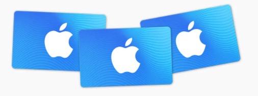 Apple itunes cards