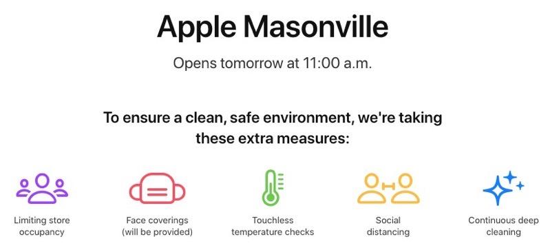 Apple masonville