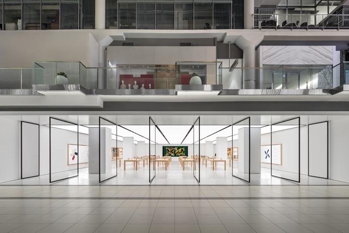 Apple store eaton centre