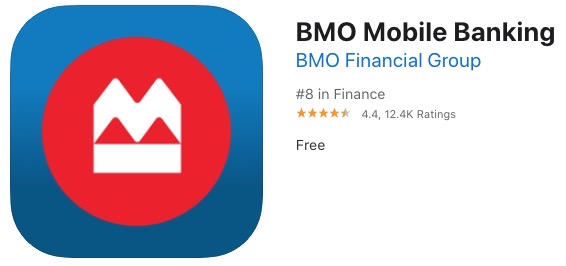 Bmo mobile banking itunes