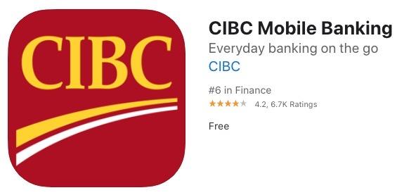 Cibc mobile banking app 2020
