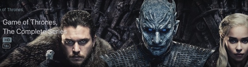 Game of thrones complete season