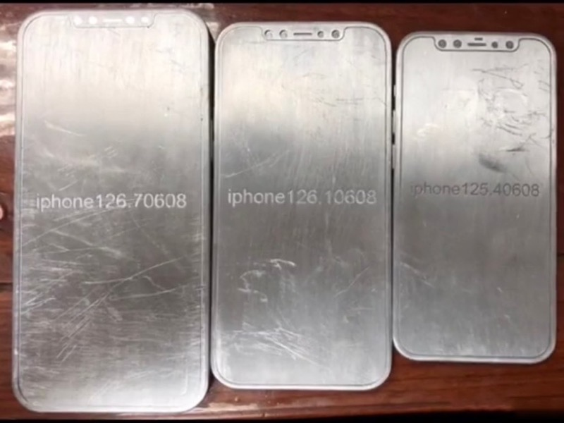 Iphone 12 mold