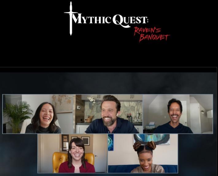Mythic quest ravens banquet wwdc