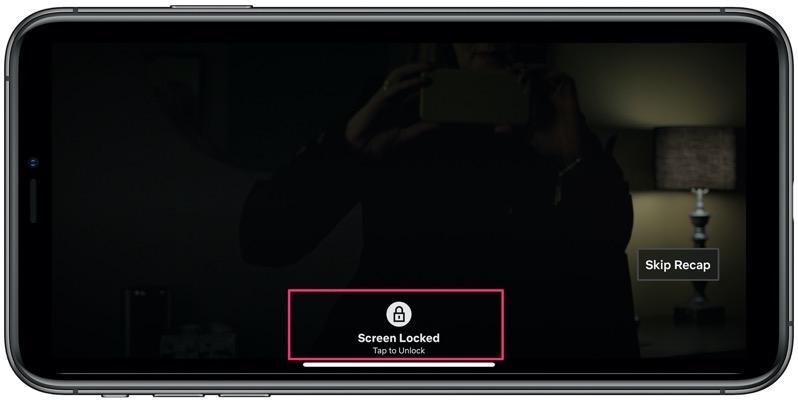 Netflix screen lock 2 copy
