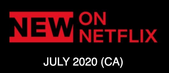 New netflix canada july