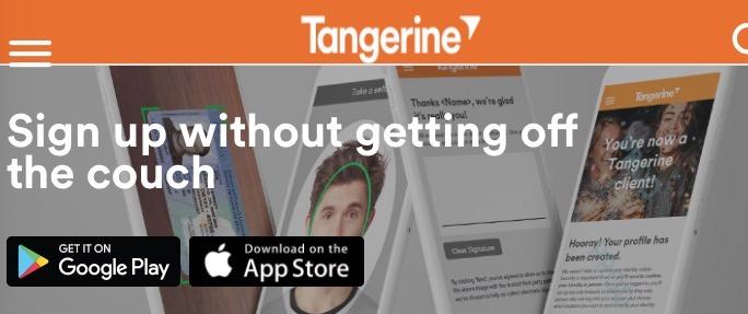 Tangerine ios android