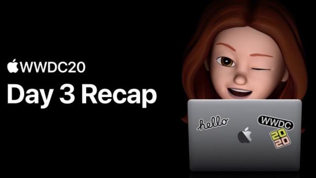Wwdc day 3 recap